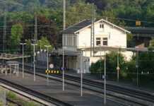 Sprechstunde mit MdL Guido Ernst und Martin Braun zum Thema Bahnhof