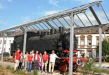 Geschichtliches zu Römern, Luxemburg und der Eisenbahn
