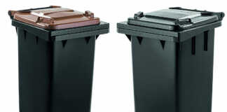 25 Jahre alt - AWB tauscht 76.000 Mülltonnen aus