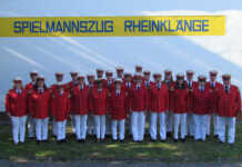 Am vergangenen Wochenende feierte der Spielmannszug Rheinklänge Remagen sein 65-jähriges Bestehen
