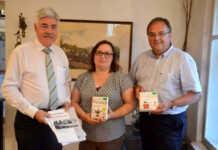 Rotary Club Remagen-Sinzig spendet Lehrmaterial für Deutschkurse