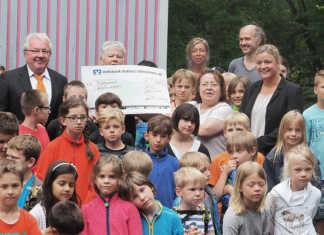 Volksbank Koblenz Mittelrhein unterstützt Harterscheid mit 500 Euro