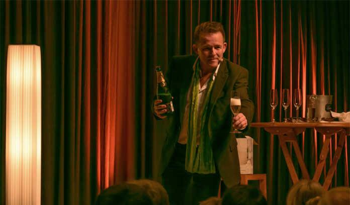 Ingo Konrads in der Rheinhalle