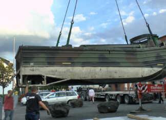 Boote für die Feuerwehr Kripp