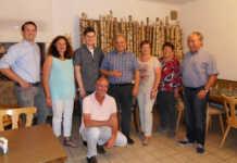 FDP Ortsverband Sinzig informiert sich bei Manfred Ruch