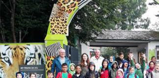 Koisdorfer Kinder besuchten wilde Tiere im Neuwieder Zoo