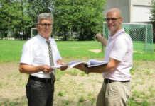Mensabau für Regenbogenschule und Barbarossa-Realschule plus kann starten