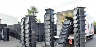 Tausch der Mülltonnen geht weiter Remagen, Sinzig, Bad Breisig in der 35. KW