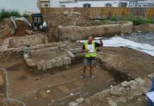 Spektakuläres von der Römersiedlung in Remagen