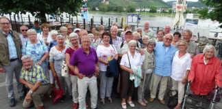 Koisdorfer Seniorinnen und Senioren genossen Fahrt nach Winningen