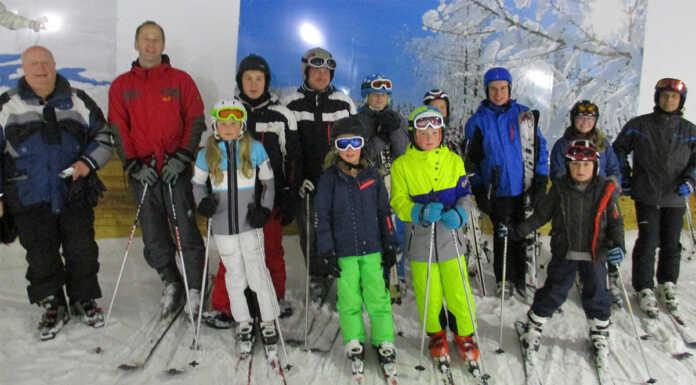 Skigymnastik beim Turnverein Sinzig