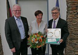 Seit 50 Jahren Mitarbeiter der Stadtverwaltung Sinzig