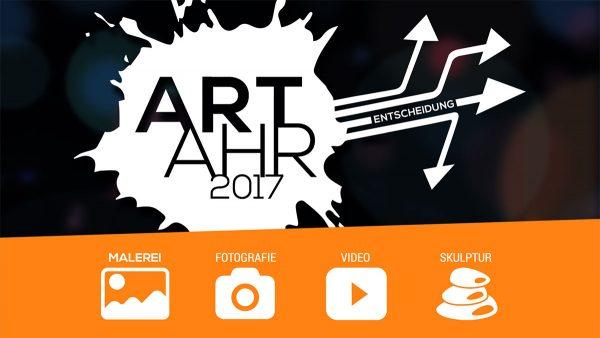ART AHR 2017 Eröffnung am 23.September @ Alte Druckerei | Sinzig | Rheinland-Pfalz | Deutschland
