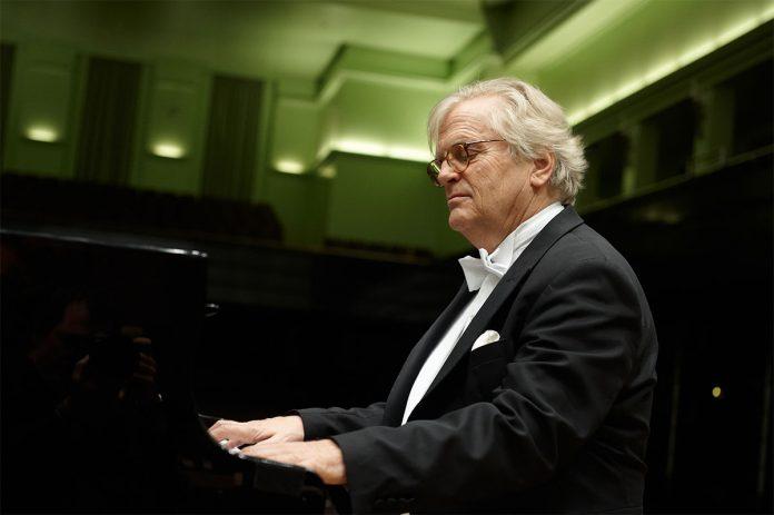 Klavierkonzert mit Justus Frantz