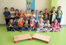 Rollbrettführerschein für Kita Goethe-Knirpse