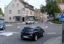 Verkehrsschau in Sinzig