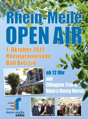 Rhein-Meile-Open Air in Bad Breisig @ Rheinpromenade Bad Breisig | Bad Breisig | Rheinland-Pfalz | Deutschland