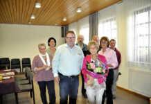 Ursula Schmitz in den Ruhestand verabschiedet