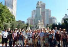 VHS Remagen unternahm viertägige Studienreise nach Spanien