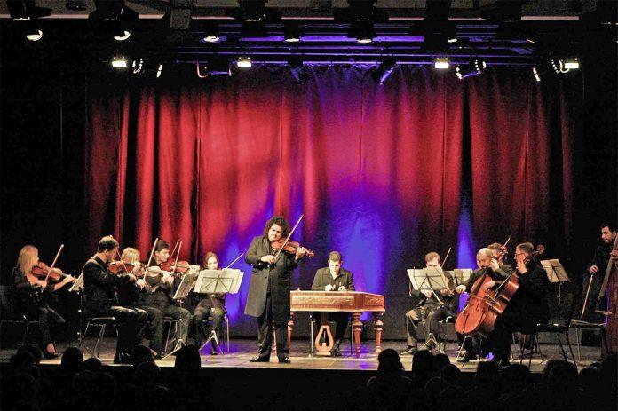 József Lendvay und sein Ensemble SoLiszti in der Rheinhalle Remagen