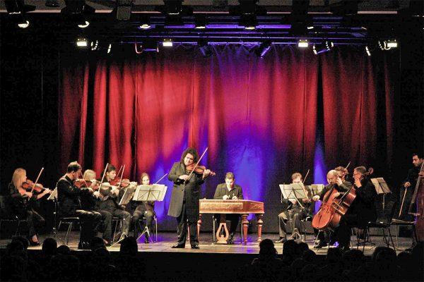 Fällt aus - József Lendvay und sein Ensemble SoLiszti @ Rheinhalle Remagen | Remagen | Rheinland-Pfalz | Deutschland