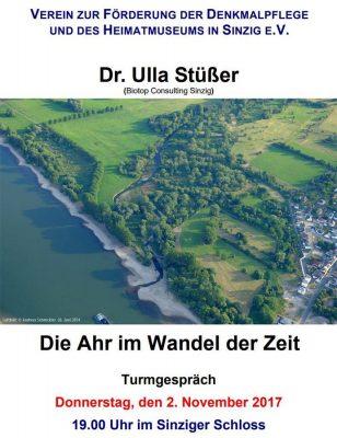 Die Ahr im Wandel der Zeit @ Schloss Sinzig | Sinzig | Rheinland-Pfalz | Deutschland