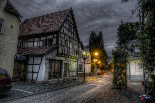 Altes Haus in der Mühlenbachstraße in Sinzig