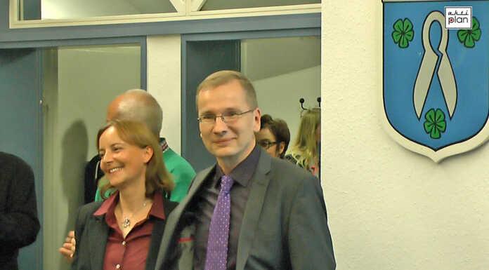 Bürgermeisterwahl in Sinzig - Geron liegt vorn - der Film