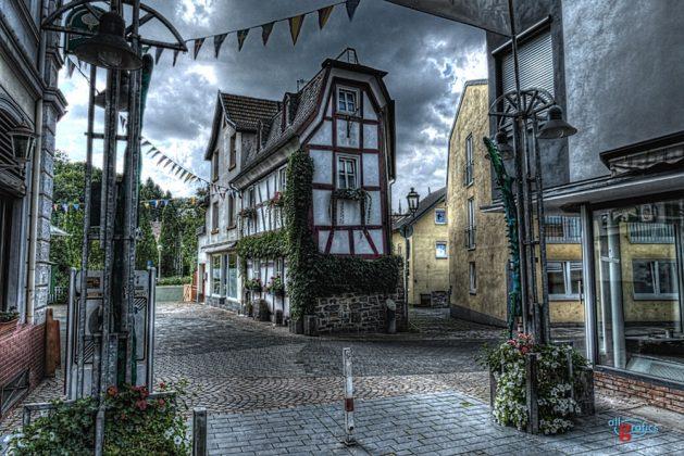Haus am Drususplatz in Remagen