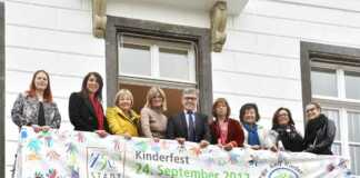 Kinderfest im Sinziger Schlosspark