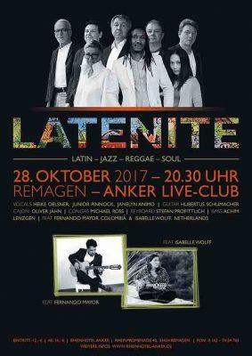 Latenite im Anker @ Rheinhotel Anker | Remagen | Rheinland-Pfalz | Deutschland
