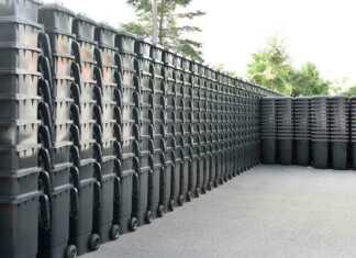 Mülleimer - Tonnentausch erfolgreich beendet