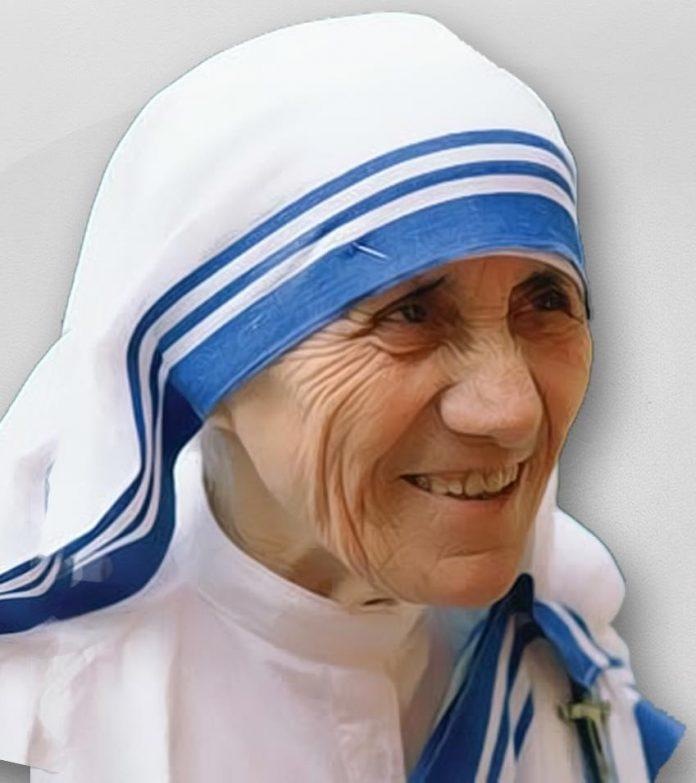 Vortrag über Mutter Teresa am 10. Nov. 2017 in der Apollinariskirche