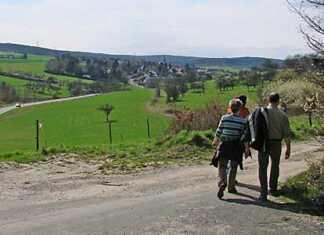 Eröffnung der Barbarossaschleifen in Sinzig am 08. Oktober