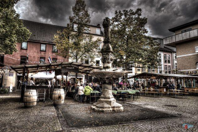 Weinfest in Remagen 2017