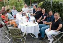 Grillfest 2017 der WählerGruppe Remagen WGR