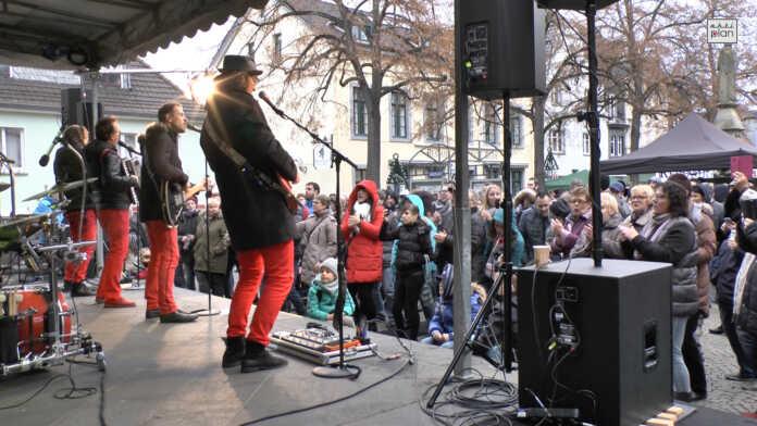 Tag der Demokratie 2017 Party in Remagen