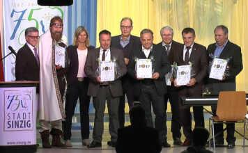 Abschlussveranstaltung Chorkonzert 750 Jahre Stadtrechte Sinzig - der Film