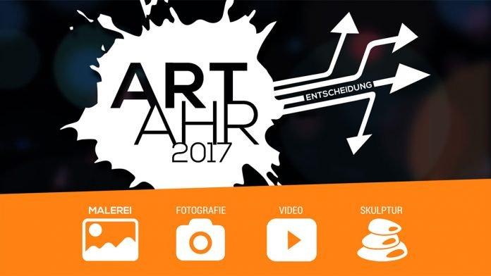 ART AHR 2017 Finissage am 11. November in der Alten Druckerei Sinzig