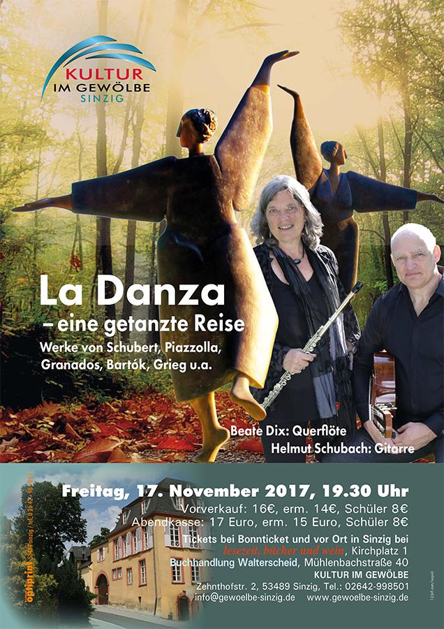 La Danza - eine getanzte Reise