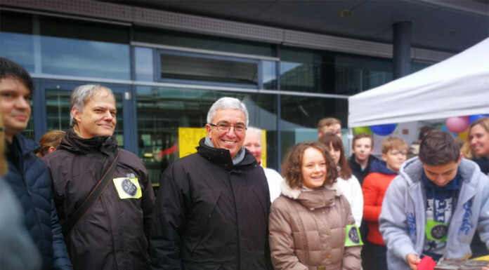 Tag der Demokratie am RheinAhrCampus