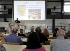 Fekten über das Rheinwiesellager