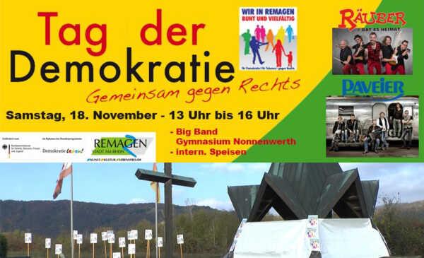 Tag der Demokratie Remagen 2017 @ Remagen | Remagen | Rheinland-Pfalz | Deutschland