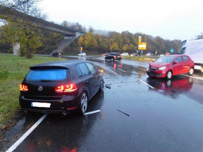 Unfall Tiefkreisel Bad Neuenahr