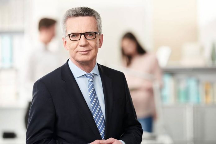 Bundesinnenminister Thomas de Maizière kommt nach Bad Breisig