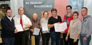 Remagener Rotkreuzler rund 6.000 Stunden für ihre Mitbürger im Einsatz