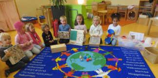 Förderverein unterstützt finanziell die pädagogische Arbeit der städtischen Kindertagesstätte-Goethe Knirpse