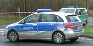 Verfolgungsfahrt 3er BMW Sinzig bis Mühlheim-Kärlich