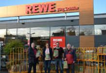 Käufer der REWE-Märkte Bad Neuenahr und Ringen spenden der Tafel Ahrweiler