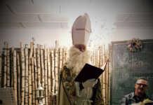 Besuch vom Nikolaus beim WSV Sinzig
